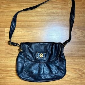 Marc by Marc Jacobs Black Crossbody Side Bag